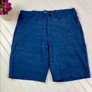 "Men's Hurley Breathe Heathered Dri-FIT 9.5"" Shorts"